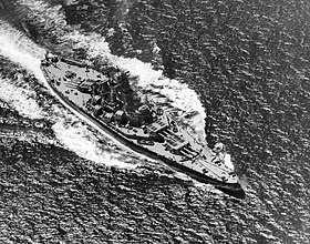 Image illustrative de l'article USS South Dakota (BB-57)