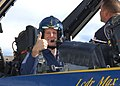 US Navy 021030-N-8102J-004 News reporter takes a ride with the Blue Angels.jpg