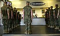 US Navy 030824-N-6213R-008 United States Marine Corps recruits stand in line to order refreshments.jpg