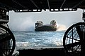 US Navy 050831-N-1467R-080 USS Bataan has been tasked to be the Maritime Disaster Relief Coordinator for the Navy's role in the relief efforts.jpg