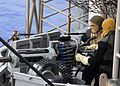 US Navy 090421-N-5538K-041 Sailors prepare a 25mm crew-served weapon before a live-fire exercise aboard the amphibious assault ship USS Essex (LHD 2).jpg