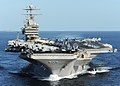US Navy 101210-N-1261P-081 USS Abraham Lincoln (CVN 72) underway in the Arabian Sea in support of Operation Enduring Freedom.jpg