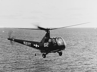 Sikorsky R-6 - A U.S. Navy HOS-1 in January 1947