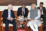 US Senator John McCain meets PM Modi.jpg