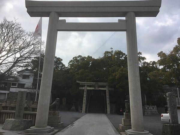 宇夫階神社 - Wikipedia