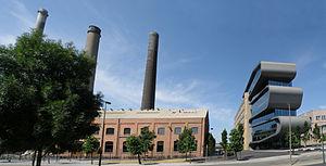 Umicore - Umicore's precious metals facility in Hoboken, Belgium.