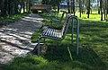 Un banco - A bench - 03.jpg