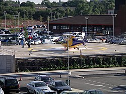 Uni hosp coventry air ambulance 12l07.JPG