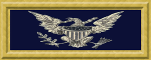 St. Clair Augustine Mulholland - Image: Union Army colonel rank insignia
