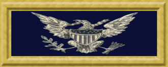 Lionel Allen Sheldon - Image: Union Army colonel rank insignia