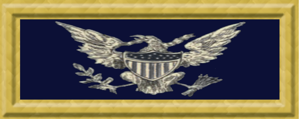 Union Army colonel rank insignia