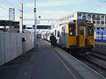 Unit 317515 at Stratford station.JPG
