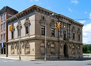 Marcus T. Reynolds - Image: United Traction Company Building