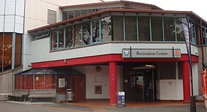 Recreation - University of Auckland Recreation Centre