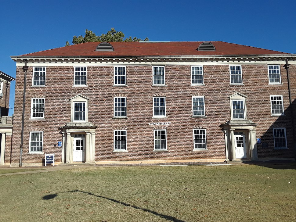 University of Mississippi Longstreet Hall