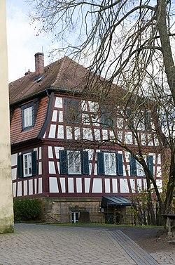 Untermerzbach, Kirchenweg 5, 001.jpg