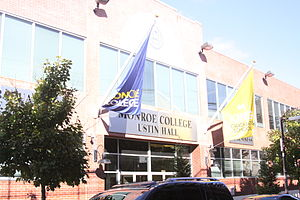 Monroe College - Ustin Hall