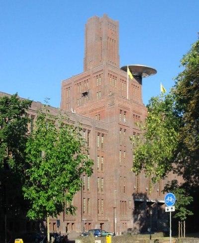 Utrecht de inktpot september 2003