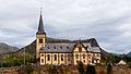Vågan Church, Kabelvåg (15413293275).jpg