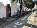 Vélo'v 3001 - Gare Part-Dieu Ouest - rue du Docteur Bouchut (Lyon).jpg