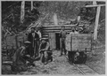 V.M. Doroshevich-Sakhalin. Part I. Prisoners Works. At the Entrance into Mines-1.png