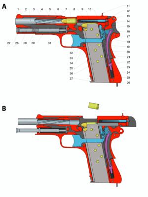 Пистолет Vis wz. 35