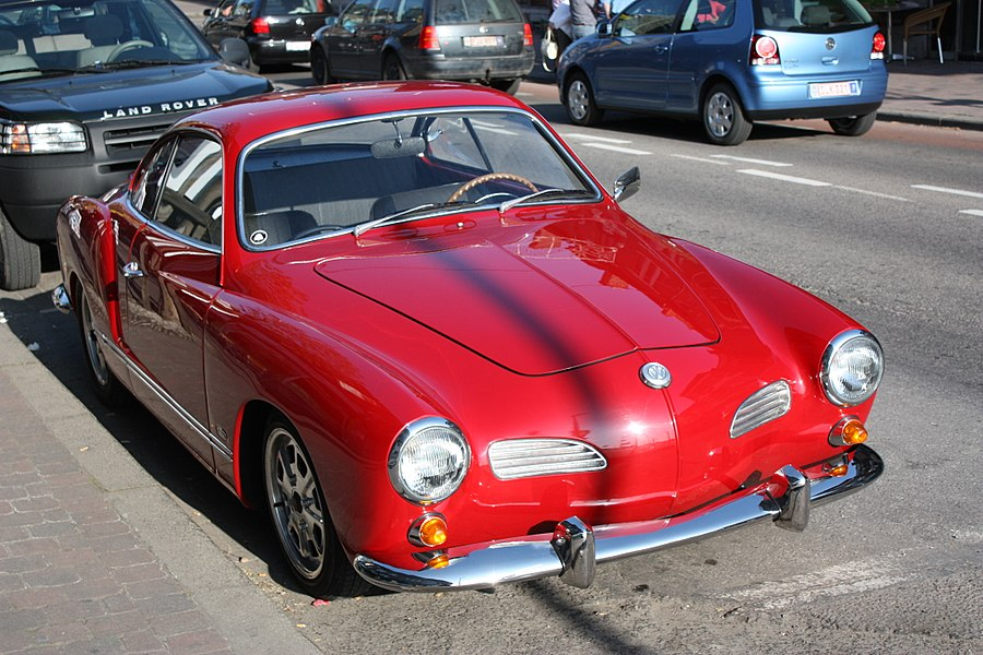 VW Karmann Ghia 1500