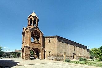 Diocese of Armavir - Image: Vagharshapat, S. Astvatsatsin panoramio