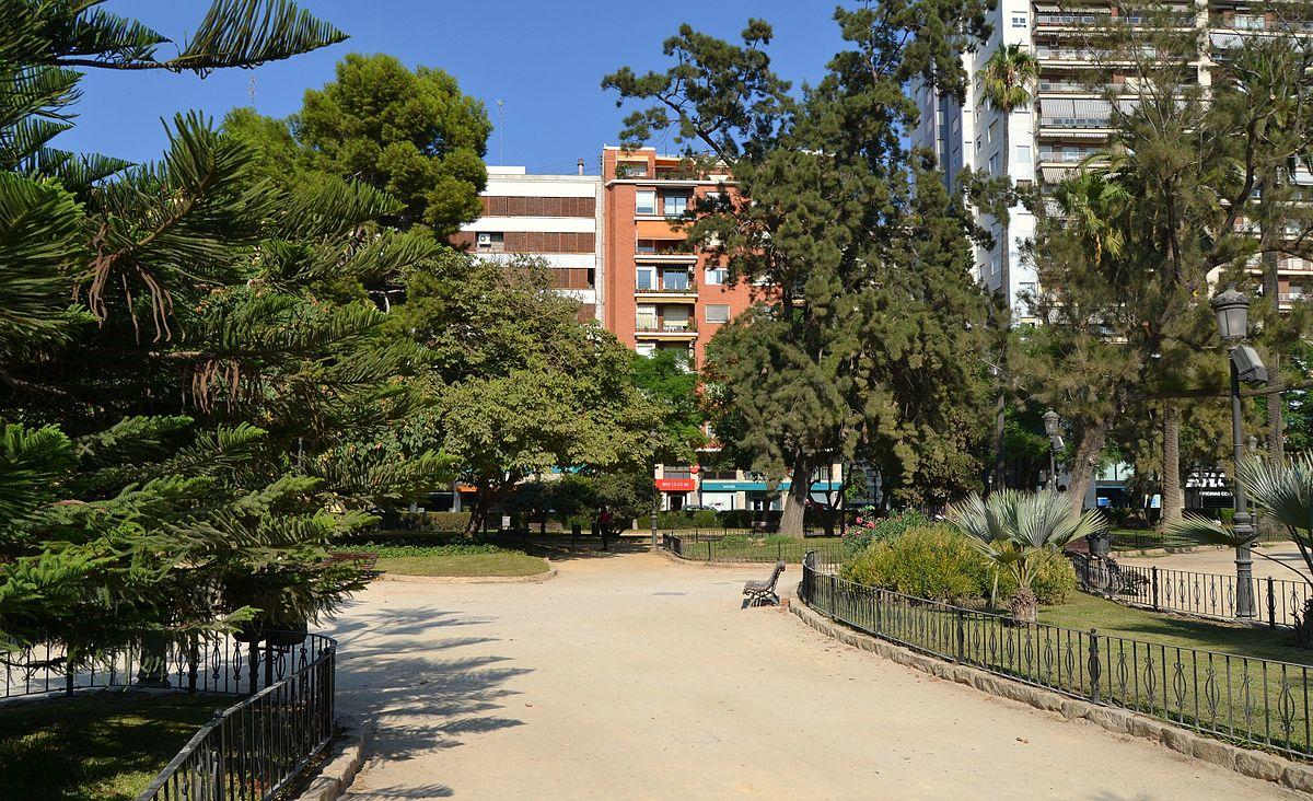 Glorieta valencia wikipedia la enciclopedia libre for Jardines de tabarca valencia