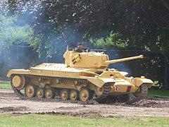 Valentine MK IX At The Bovington Tank Museum, 2009
