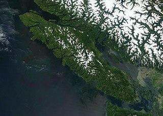 Vancouver Island Island on the western coast of Canada