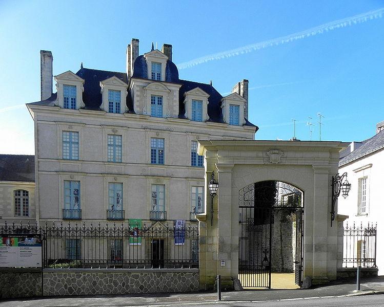 Hôtel de Limur à Vannes (56).