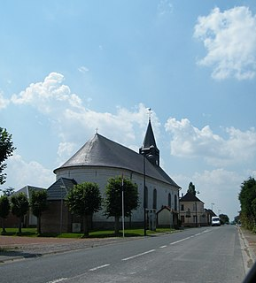 Varennes, Somme Commune in Hauts-de-France, France