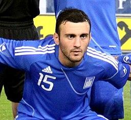 Vasilis Torosidis Greece
