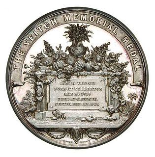 an international prize issued annually by the Royal Horticultural Society