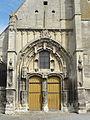 Verberie (60), église Saint-Pierre, portail sur la façade ouest.jpg