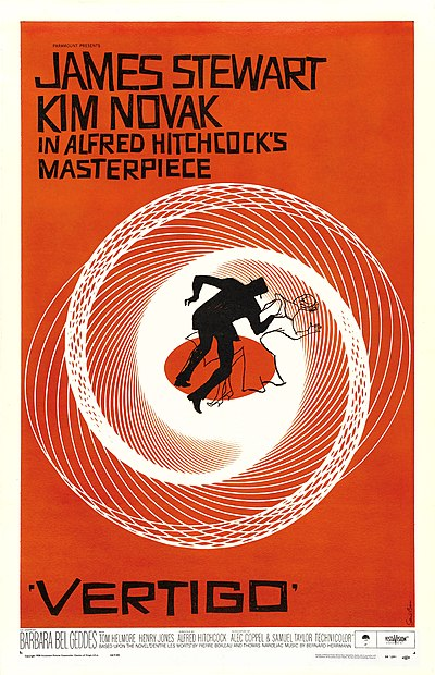 Picture of a movie: Vertigo