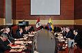 Viceministros de Relaciones Exteriores del Perú y Ecuador preparan agenda del próximo Encuentro Presidencial y VIII Reunión del Gabinete Binacional de Ministros (15208347391).jpg