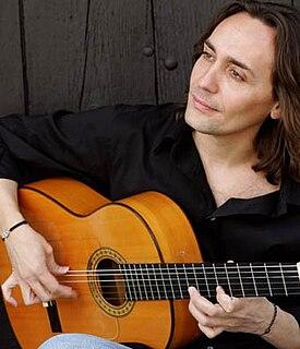 Vicente Amigo Spanish flamenco composer and virtuoso guitarist