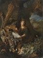 Vid grottan (Pieter Leermans) - Nationalmuseum - 117907.tif