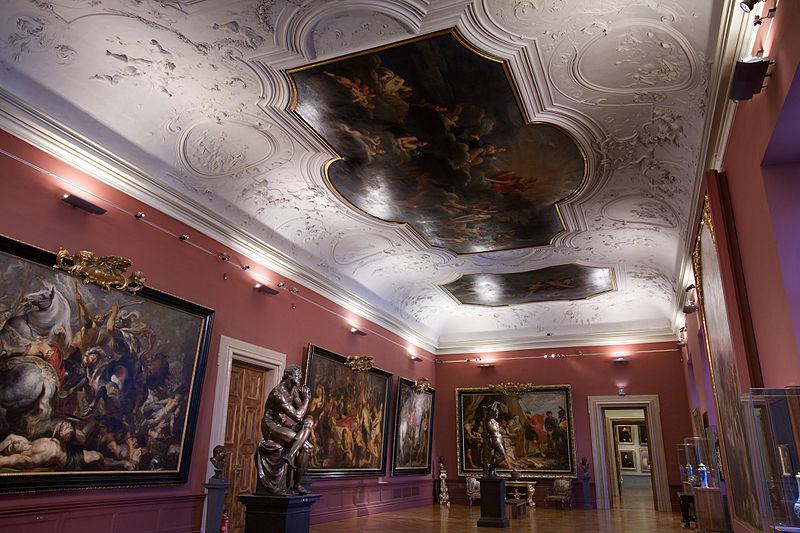 Vienna - Liechtenstein Museum and Library - 6471.jpg