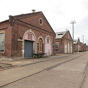North Ipswich Railway Workshops - North Ipswich Railway Workshops, 2016