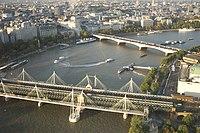Londres, a cidade mais globalizada do planeta.