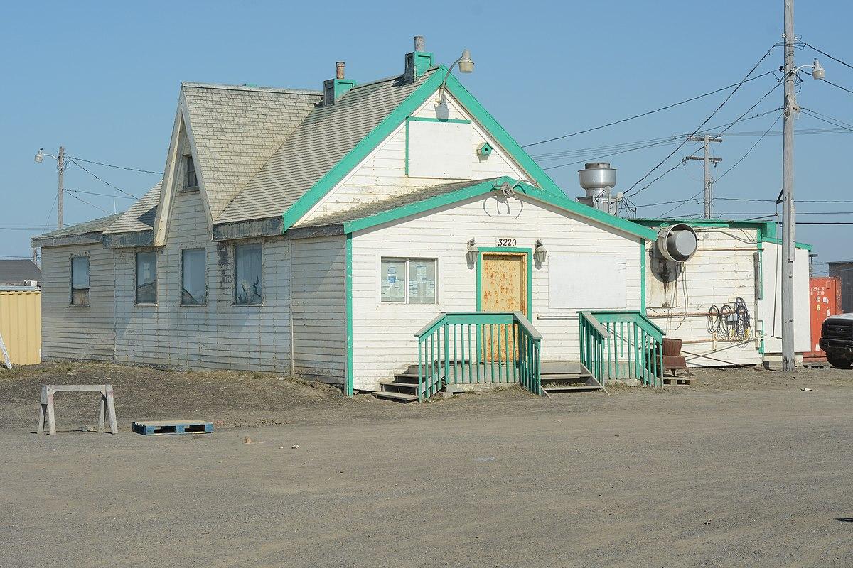 Point Barrow Refuge Station Wikipedia