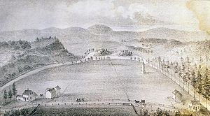 Norridgewock - Old Point in 1849