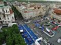 View of old Prague. Czech Republic. Вид на старую Прагу. Чехия - panoramio (6).jpg