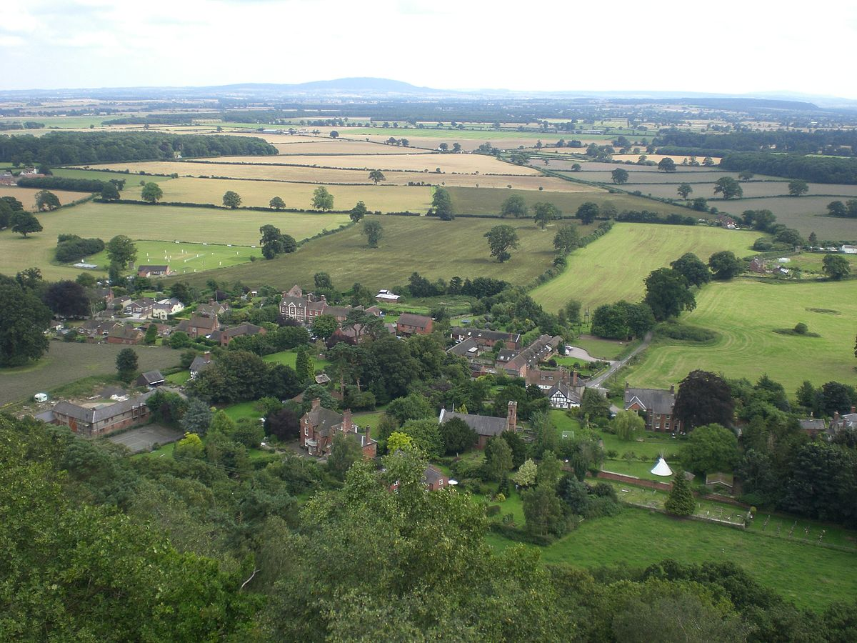 Grinshill - Wikipedia