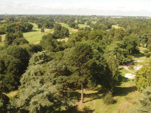 Parks And Open Spaces In Richmond Upon Thames
