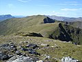 View west from Sgurr Breac - geograph.org.uk - 241700.jpg