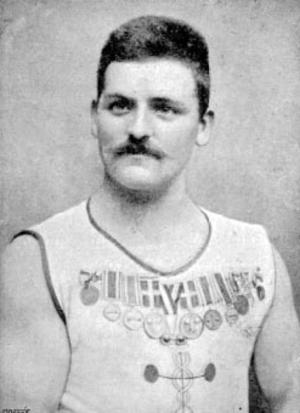 Denmark at the 1896 Summer Olympics - Viggo Jensen